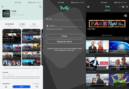 Tivify Huawei Appgallery