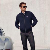 Tommy Hilfiger adopta la adrenalina de Mercedes-Benz en una fabulosa colección cápsula