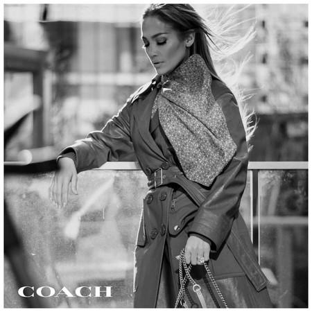 Jennifer Lopez For Coach Campaign 2020