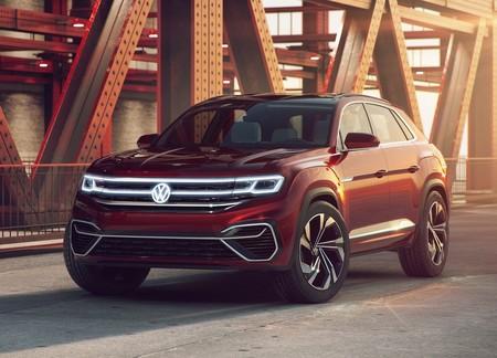Volkswagen podría lanzar un SUV eléctrico del tamaño de Touareg en 2021
