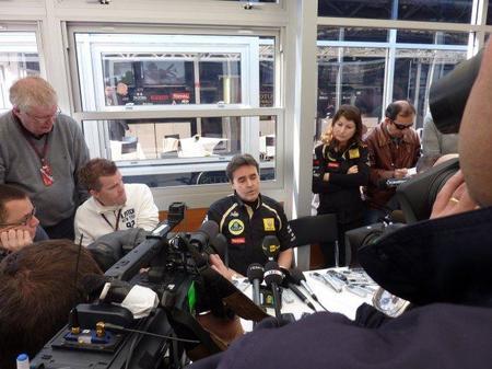 Riccardo Ceccarelli explica la situación actual de Robert Kubica