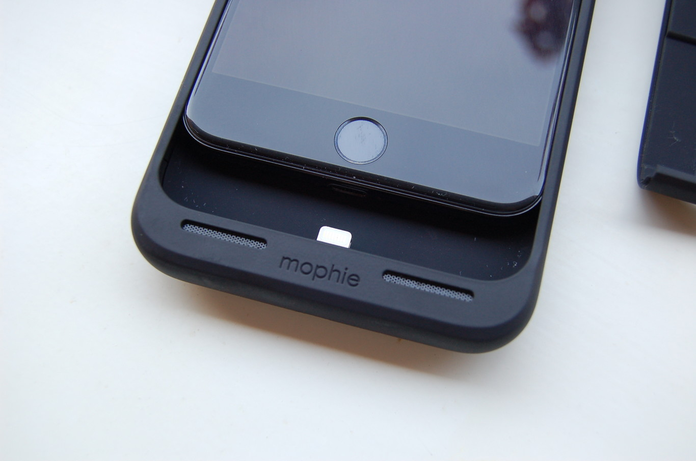 f9f3c7e38df Juice Pack Air de Mophie para iPhone 7 Plus: análisis tras una semana de uso