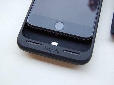 Juice Pack Air de Mophie para iPhone 7 Plus: análisis tras una semana de uso
