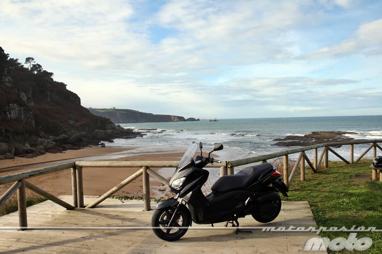Foto de Yamaha X-MAX 125, prueba (valoración, ficha técnica y galería) (39/46)