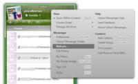 Y! Messenger para Vista pronto incluirá soporte para videoconferencia