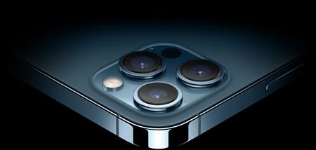 Cámaras iPhone 12 Pro Max