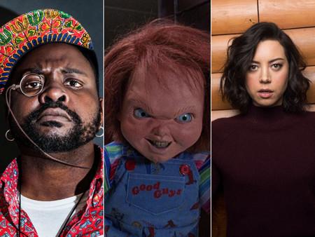 'Muñeco diabólico': Aubrey Plaza y Brian Tyree Henry encabezan el reparto del remake y ya hay primera imagen del nuevo Chucky