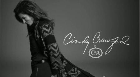 El poder de las C. Cindy Crawford diseña una colección para C&A