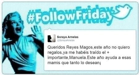 #FollowFriday de Poprosa: ya llegaron los Reyes