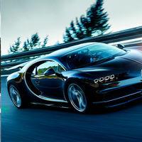 Vídeo: Bugatti Chiron vs Bugatti Veyron Super Sport en el cuarto de milla, ¿supera el aprendiz al maestro?