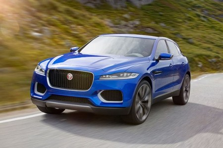 Jaguar C-X17 Sports Crossover Concept 650 1