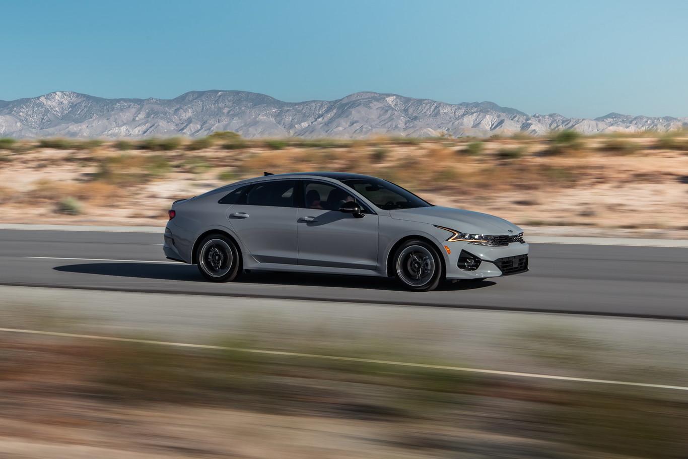 2021 Kia Gt Coupe Spesification