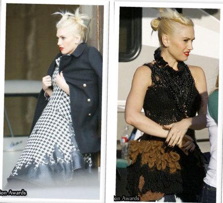 Gwen Stefani en Elle