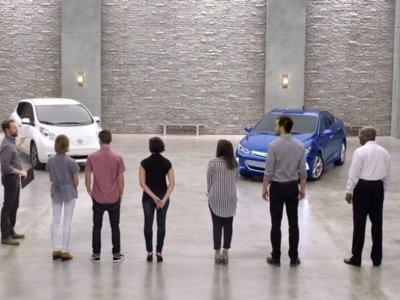 General Motors deja a la gente encerrada en un ascensor para promocionar el Chevrolet Volt