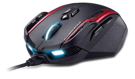Genius Gila, un mouse para gamers de alto nivel
