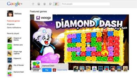 Google+ games: ya están aquí los juegos
