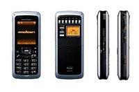 Sony Ericsson Radiden con radio y sonido TV