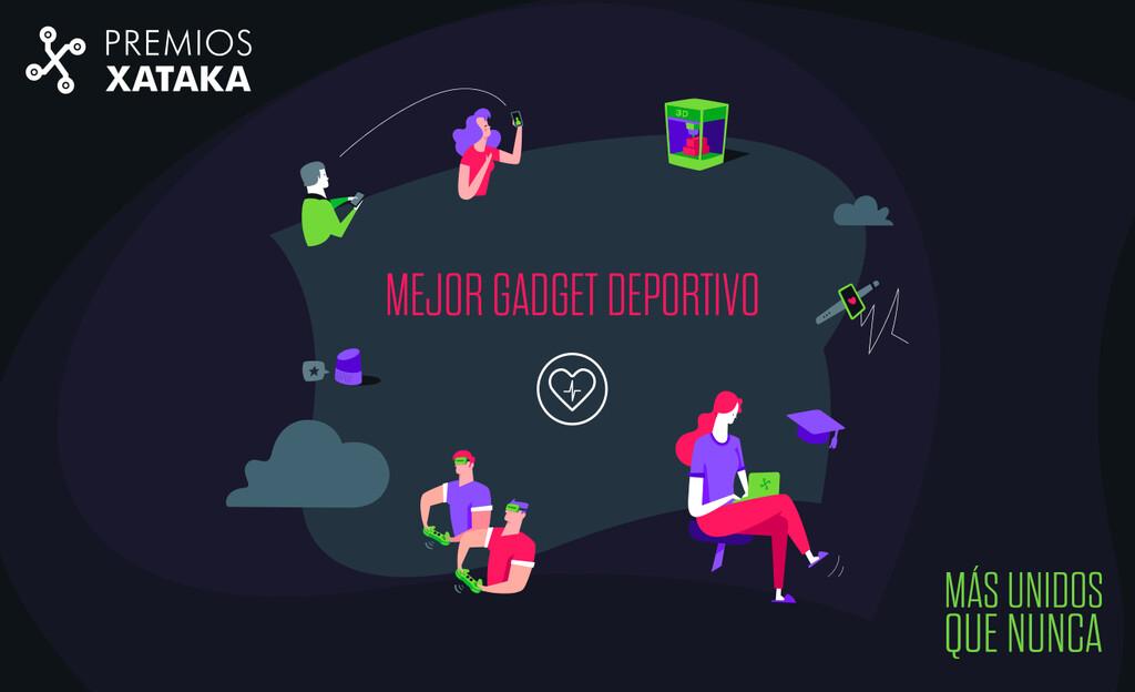 Mejor gadget deportivo: vota en los Premios Xataka 2020