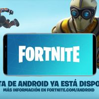 Fortnite para Android ya disponible en beta: así puedes instalarla y estos son los móviles que serán compatibles