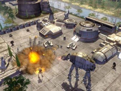 Lanzada la demo de SW:Empire At War