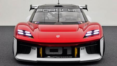Porsche Mission R 01