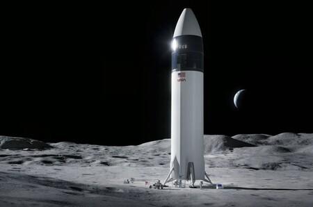 La NASA pausa el contrato con SpaceX: no desarrollarán el módulo de aterrizaje lunar hasta resolver una protesta de Blue Origin
