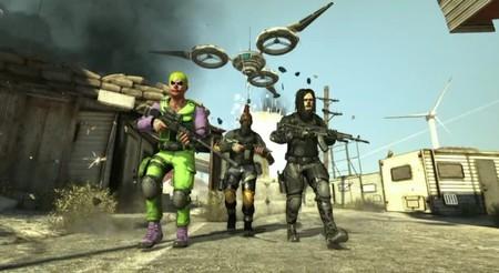 Sony nos propone un FPS ambientado en un violento reality show: 'Bullet Run' [E3 2012]