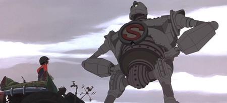 El gigante de hierro 4