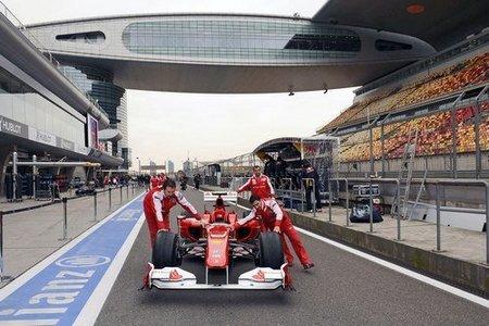 Ferrari no debería estar tan tranquila con sus motores