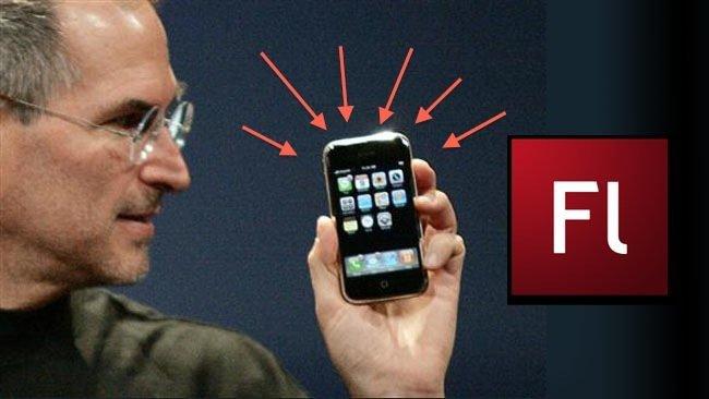 apple steve jobs carta abierta adobe
