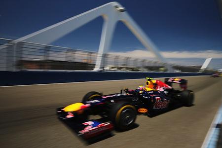 Red Bull contenta tras el Gran Premio de Europa