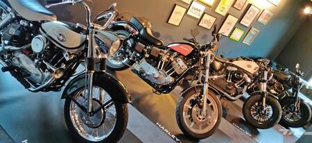 Harley Davidson Sportster Saga