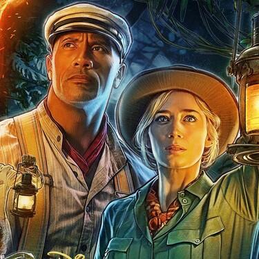 'Jungle Cruise': una gran aventura más cerca de 'La momia' que de 'Piratas del Caribe' con unos carismáticos Dwayne Johnson y Emily Blunt