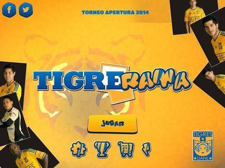 Club Tigres presenta su juego móvil Tigrerama