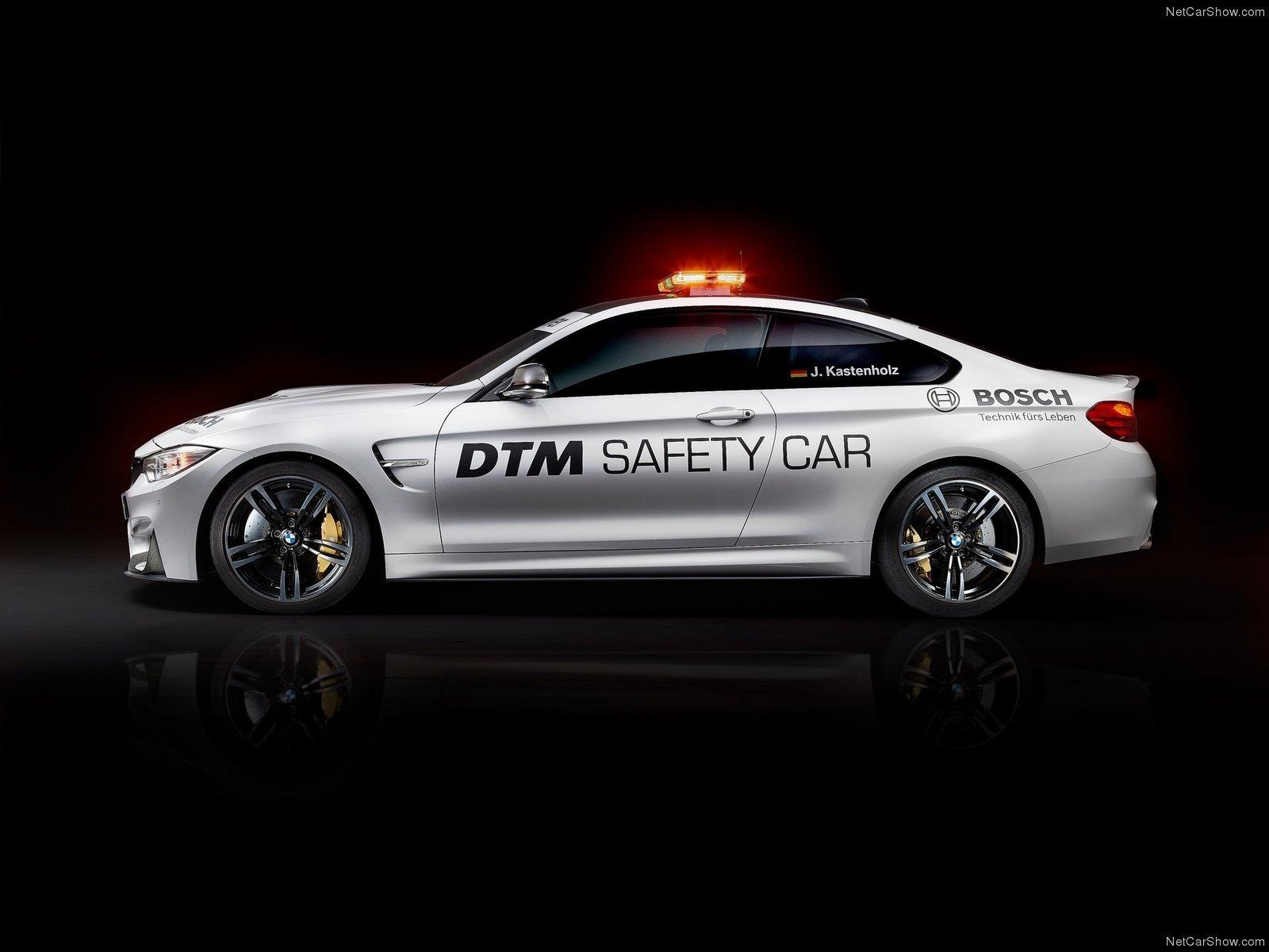 Foto de BMW M4 Coupé DTM Safety Car (4/11)