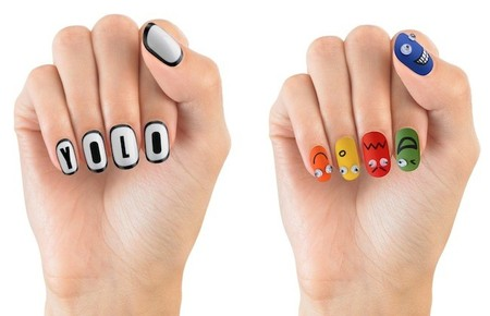 Luce las uñas más locas gracias a House Of Holland Nails By Elegant Touch