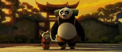 Nuevo trailer de 'Kung Fu Panda'