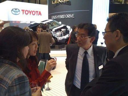 Presentación en Ginebra Lexus CT-200h 9