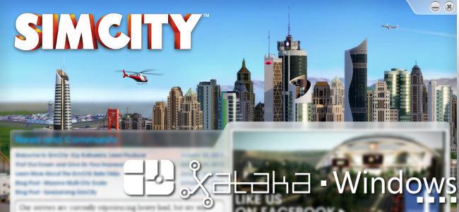 Prueba SimCity Beta privada