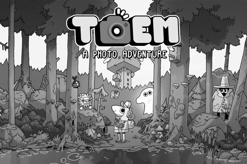 Análisis de TOEM: una aventura fotográfica única, que atrapa por sus personajes disparatados y su visión de la vida