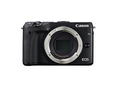 Cyber Monday: todavía te puedes llevar una Canon EOS M3 por sólo 364 euros en Amazon