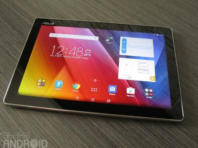 Asus ZenPad 10 (Z300M), análisis: Android 6.0 como mejor argumento de una tableta básica y funcional