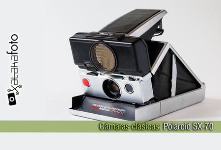 Cámaras Clásicas: Polaroid SX-70