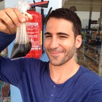 Miguel Ángel Silvestre, un café contigo lo tomamos en bolsita o donde haga falta
