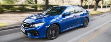 Honda Civic 1.6 i-DTEC, a prueba: una potente motorización que se une a la familia Civic