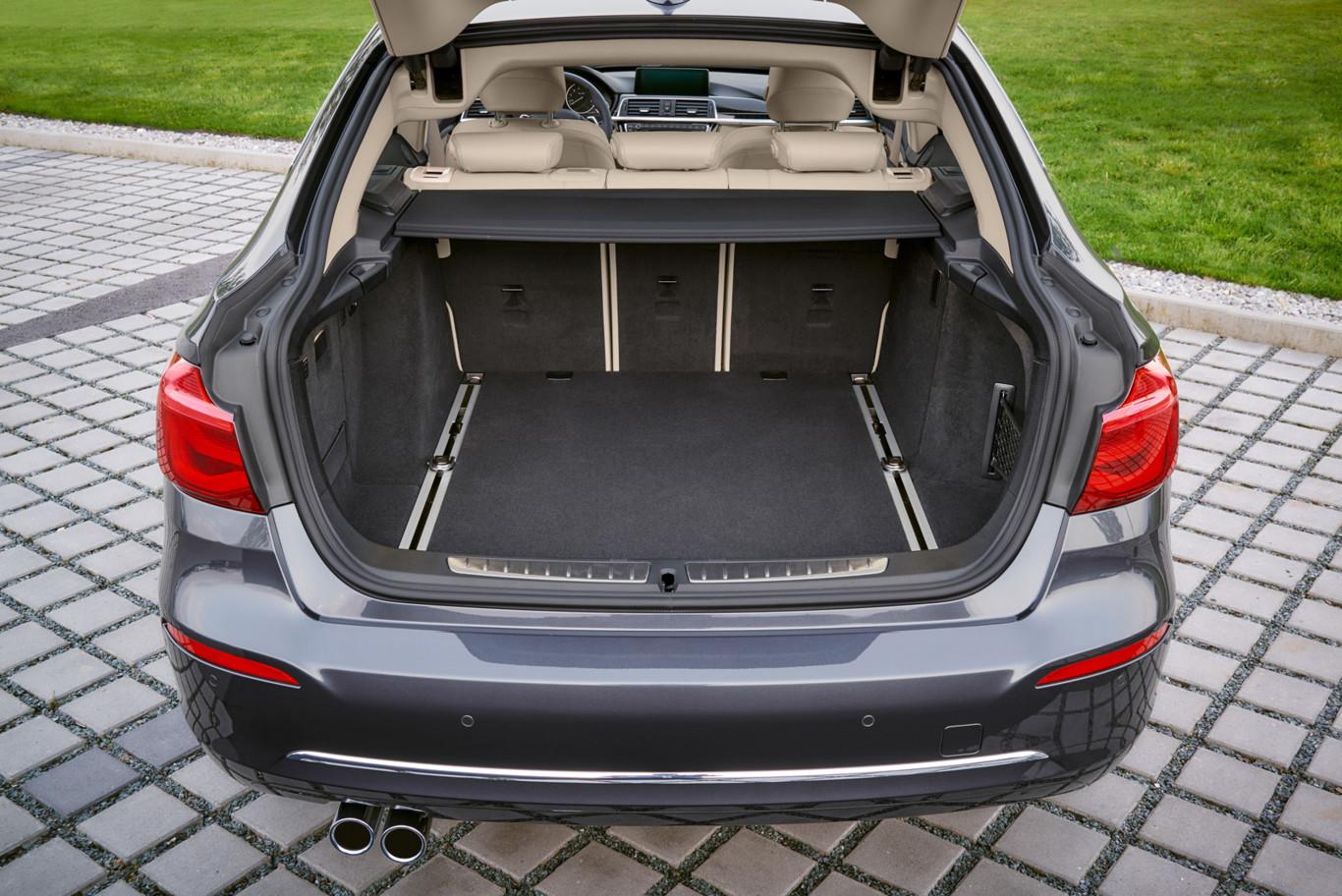 Foto de BMW Serie 3 Gran Turismo (3/8)