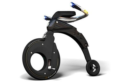 YikeBike Fusion, bicicleta eléctrica para las grandes ciudades