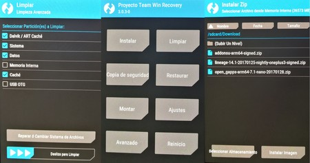 Los Recovery Twrp