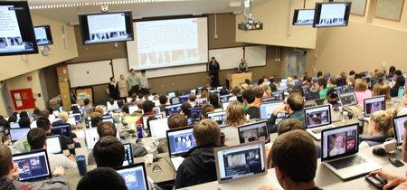 La ironía de los estudios científicos: es imposible saber si debemos prohibir el portátil en clase o no