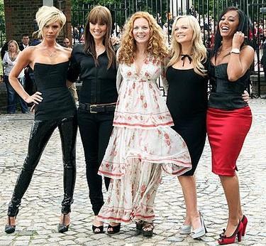 El estilo de las Spice girls: antes y ahora